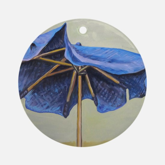 umbrella Round Ornament