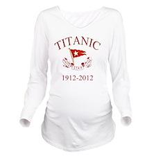 Sweat1 Long Sleeve Maternity T-Shirt