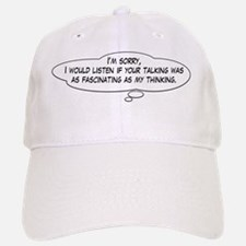 OCD_FascinatingThinking Baseball Baseball Cap