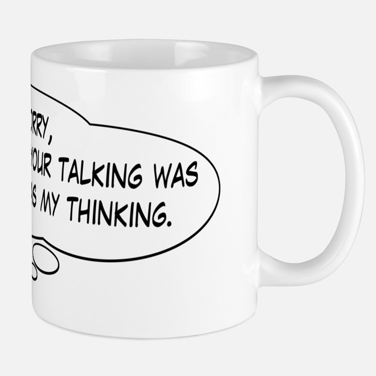 OCD_FascinatingThinking Mug