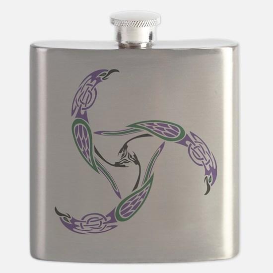 ravenknotwork Flask
