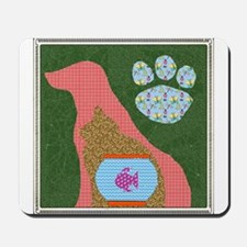 Quilted Pets Mousepad