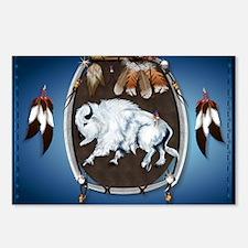 CalenderWhite Buffalo Shi Postcards (Package of 8)