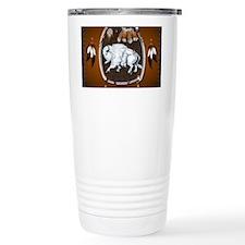 CalenderWhite Buffalo Shield 2b Travel Mug