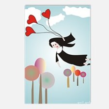 Nun Journal Postcards (Package of 8)