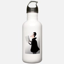 draculas letter Water Bottle