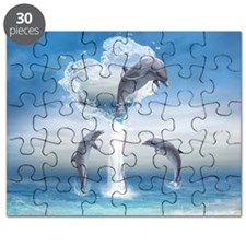 dolphins_3_5_Button Puzzle
