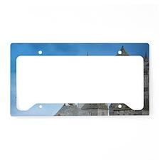 dragon_clutch_bag_front_ License Plate Holder