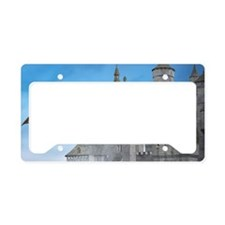 dragon_laptop_skin License Plate Holder