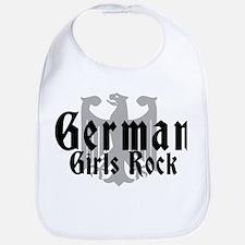 German Girls Rock Bib