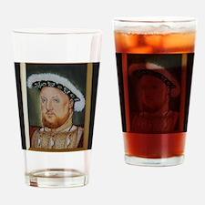 henry-8-l Drinking Glass