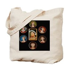 henry-wives-set-l Tote Bag
