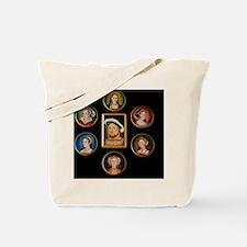 henry-wives-set-l Tote Bag