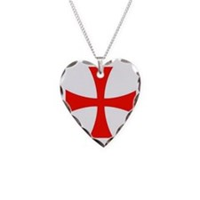 Templar Cross Necklace