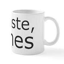 namaste bitches Small Mug