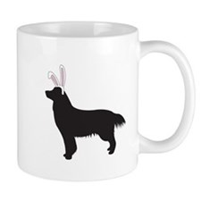 Golden Bunny Mug