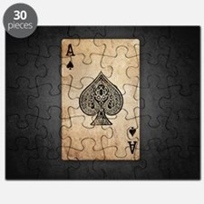 Ace of Spades Puzzle