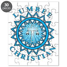 LumbeeChristiandonecbluecafe2 Puzzle