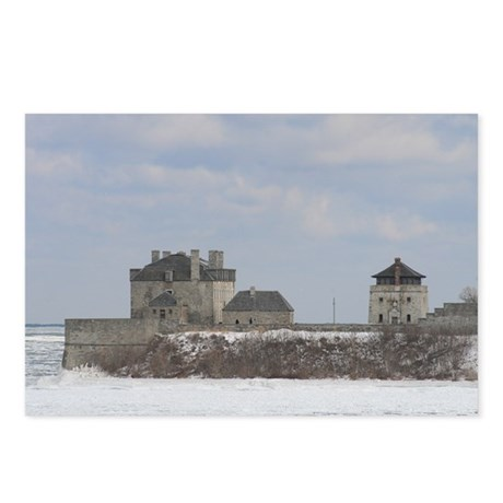 Old Fort Niagara Postcards (Package of 8)