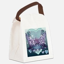 2020 twilight forever with aqua g Canvas Lunch Bag