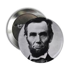 "abe lincoln puzzle 2.25"" Button"