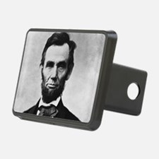 abe lincoln puzzle Hitch Cover