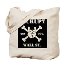 roccupy-BUT Tote Bag