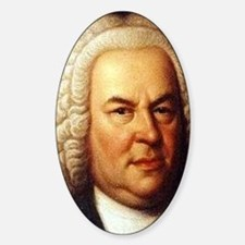 bach puzzle Decal