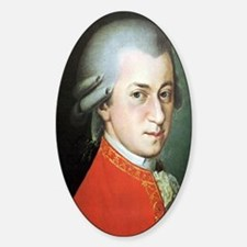 mozart puzzle Decal