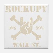 roccupy-DKT Tile Coaster