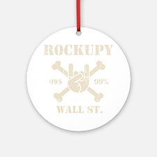 roccupy-DKT Round Ornament