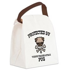 pug-protected-LTT Canvas Lunch Bag