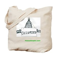 occupy congress shirt Tote Bag