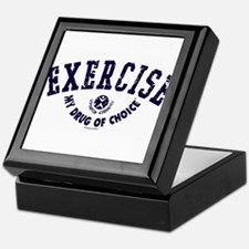 Cute Fitness Keepsake Box