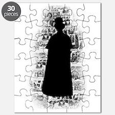 Ripper Silhouette Puzzle