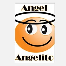Angel / Angelito Postcards (Package of 8)