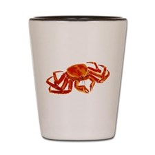 Crab Shot Glass