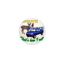 trucksandbucks2011 Mini Button