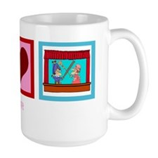 peacelovepuppetswh Mug