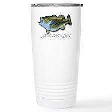 Largemouth Bass Travel Coffee Mug