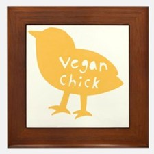 vchick2 Framed Tile