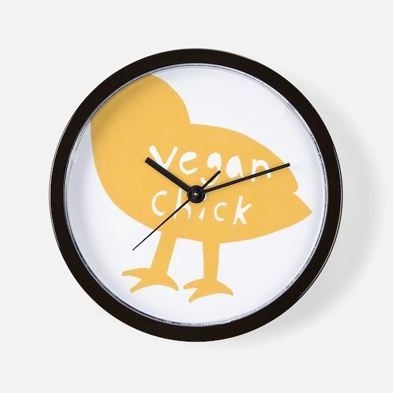 vchick2 Wall Clock