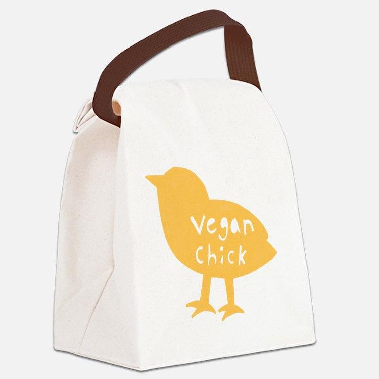 vchick2 Canvas Lunch Bag