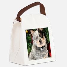 AustralianCattleDog-BlueHeeler Canvas Lunch Bag