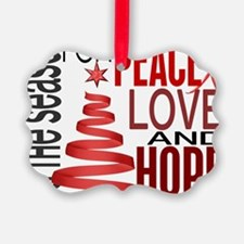 D AIDS Ornament