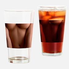 girl wallet Drinking Glass