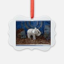 ElephantImage Ornament