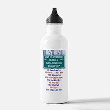 buffaloradio Water Bottle