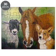 Sarahs Pets 3 Puzzle
