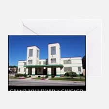 17Sep11_Grand Boulevard_016-POSTER Greeting Card